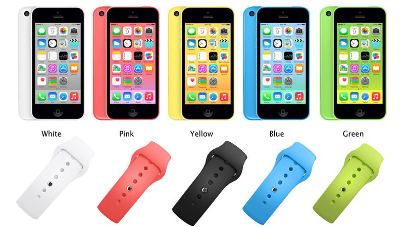 Apple-iPhone-6c-and-watch-straps