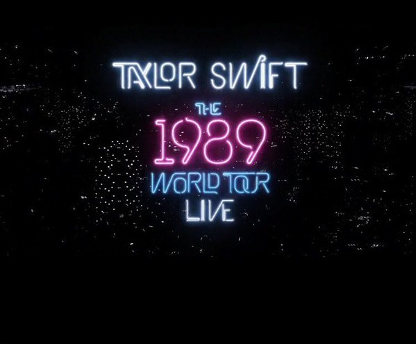 Taylor Swift 1989 World Tour Film