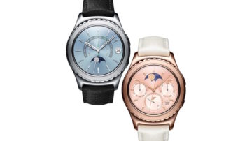 Samsung Introduce Rose Gold Gear S2 and It Will Compatible With iOS