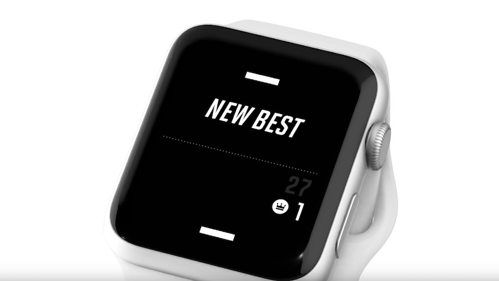 Tiny Pong Apple Watch - 2