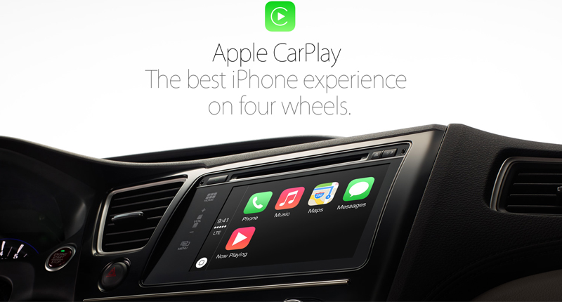 Apple-CarPlay