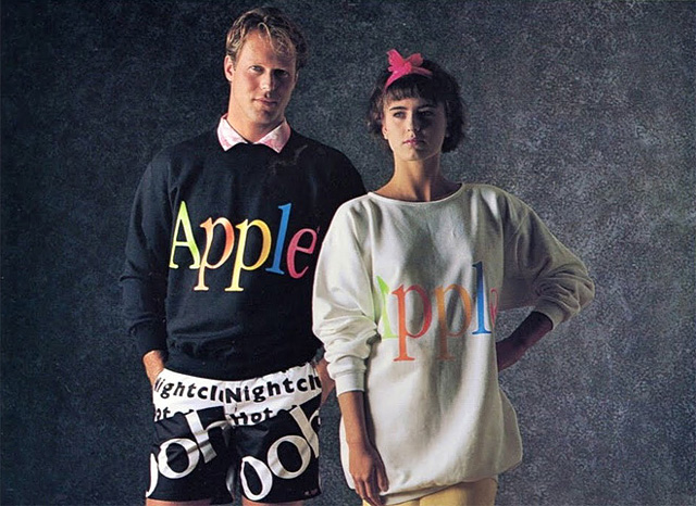 Apple Fashion Line Collection