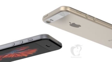 4-Inch iPhone Will Be Called iPhone SE With 16GB Base Storage