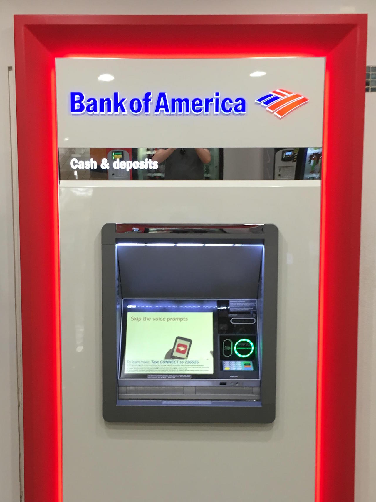 ATM Support NFC