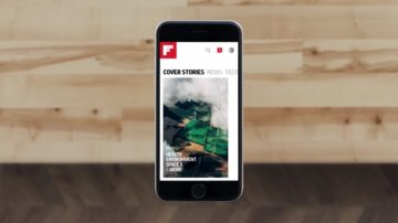 A Personalize Magazine With The Latest Redesign Flipboard App