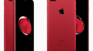 People Starting To Swap Their iPhone RED With A iPhone Black Display
