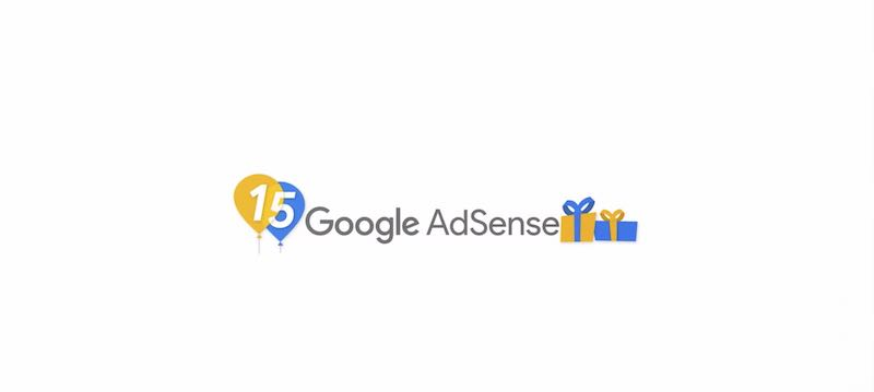 Adsense 15th Anniversary - 3