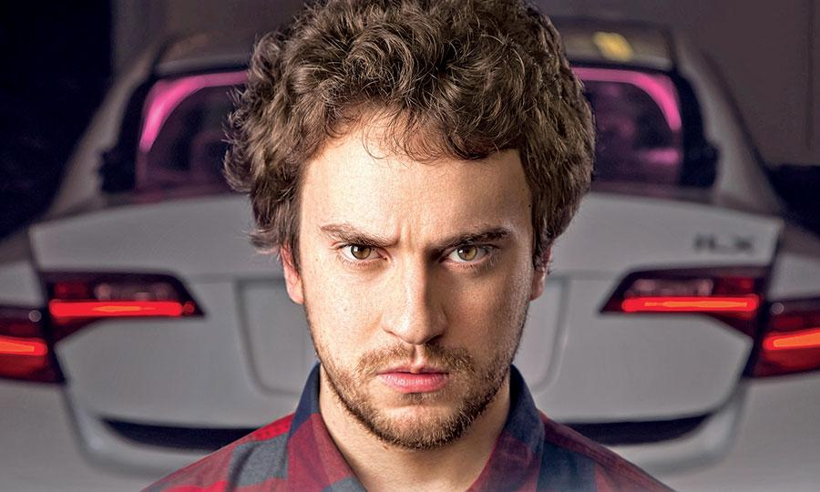 comma-ai george hotz